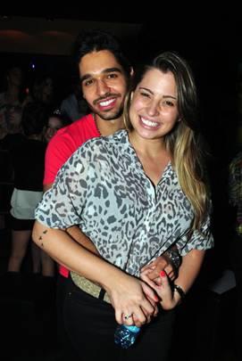 Mariana Freitas e Daniel Oliveira (Paula Rafiza/Esp. CB/D.A Press)
