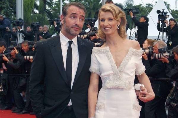 O casal protagonizou a série francesa televisiva 'Un gars une fille' (Vincent Kessler/Reutes)