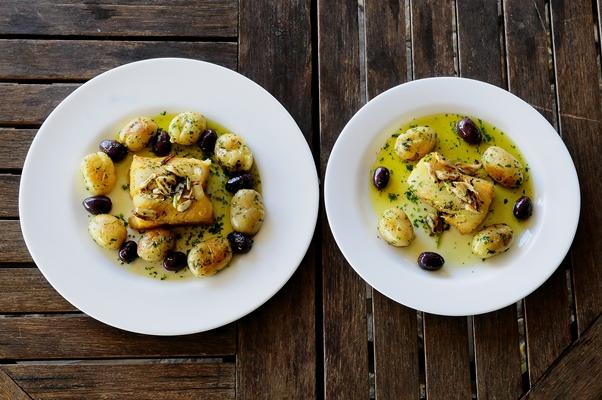 Restaurantes da cidade participam do festival com menu especial de bacalhau (Edilson Rodrigues/CB/D.A Press  )