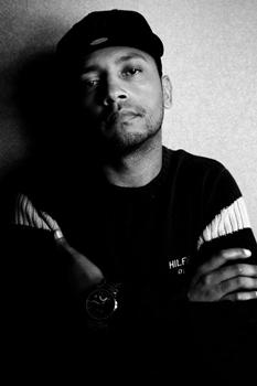 O DJ Cia apresenta influências da música black ( Facebook/Reprodução)