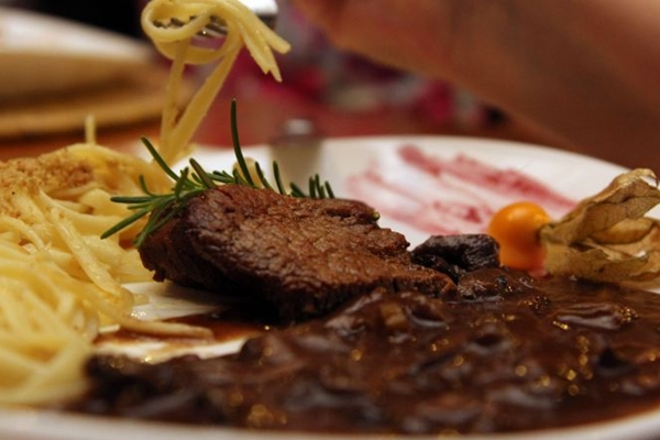 Chefs locais prepararam menus especiais para a ocasião (Ricardo Maciel/Divulgação)