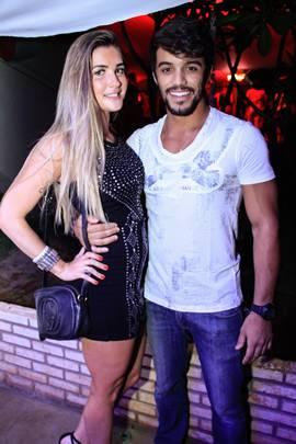 Aline Gotschalg e André Coelho (Rômulo Juracy/Divulgação)