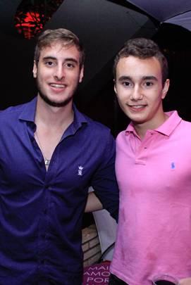 Eduardo Favato e Mateus Sad (Rômulo Juracy/Divulgação)