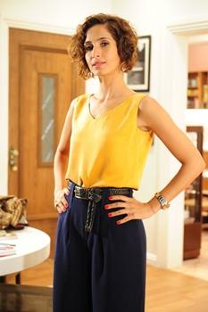 Camila Pitanga  (João Miguel Júnior/ TV Globo)