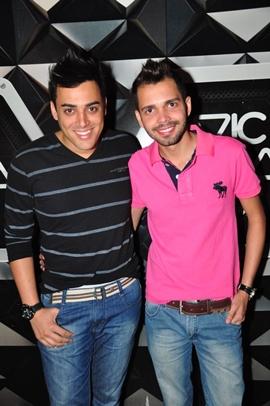 Tiago Lima e Diogo Henrique (Paula Rafiza/Esp. CB/D.A Press)
