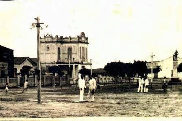 A cidade de Princesa, na Paraiba (Facebook/Reprodução)
