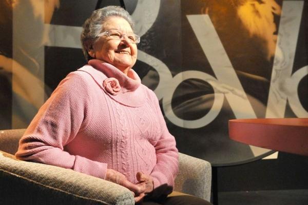 A culinarista é conheida como a vovó do Brasil (Cleones Ribeiro/TV Cultura)