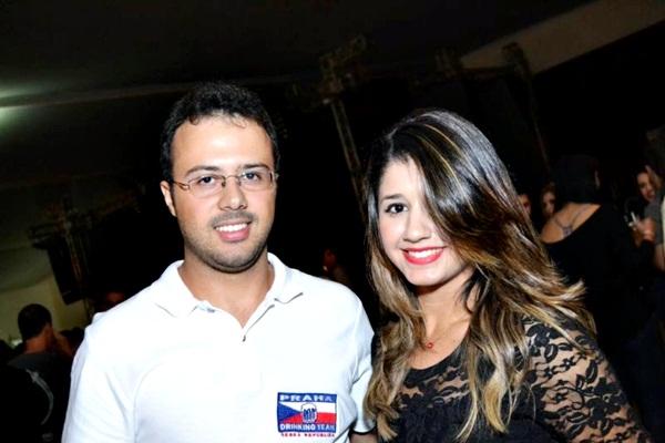 Bruno Silva e Waleska Souza (Objetiva Comunicação/Divulgação)