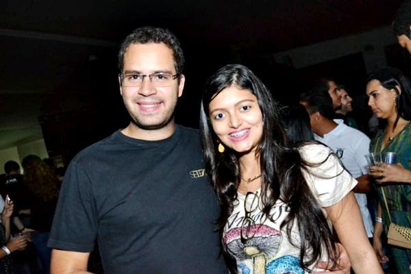 José Neto e Barbara Santiago (Objetiva Comunicação/Divulgação)