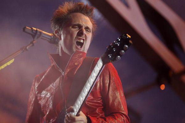 A banda Muse é uma das principais atrações do festival (Olivia Harris/Reuters)