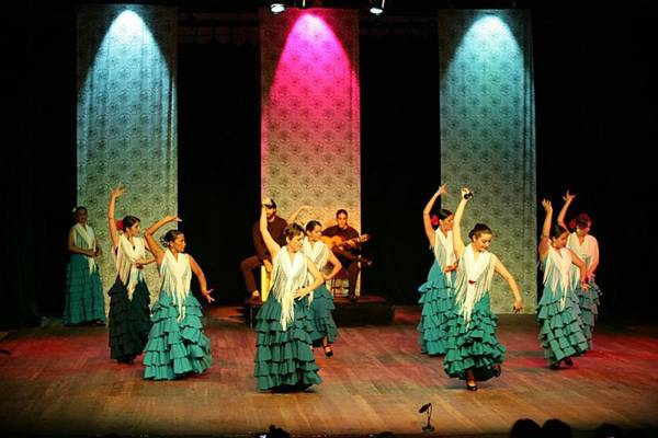 Oficina Flamenca comemora 15 anos com novo espetáculo (Nicolau El-moor/Divulgação)