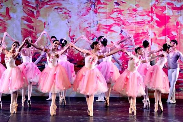 Sarau Chatô- Ballet Bolshoi (Vanderleia Macalossi/Divulgação)
