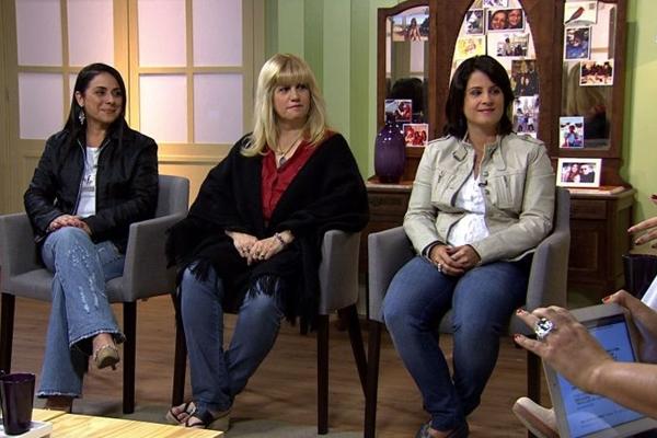 A cada programa mães diferentes são convidadas para um debate (TV Brasil/Divulgação)