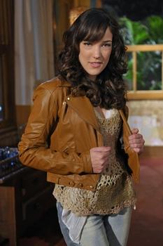 A atriz interpretou Patrícia, em Fina Estampa (Alex Carvalho/TV Globo)