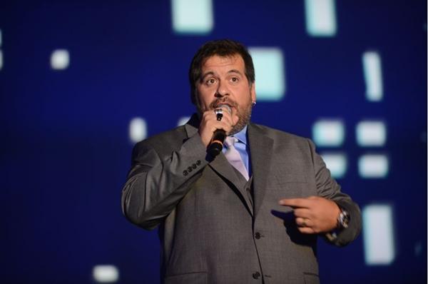 O ator e humorista Leandro Hassum está no elenco de Divertics  ( Zé Paulo Cardeal/TV Globo)