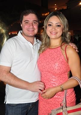 Sheila Mendes Mota e Marco Mota de Oliveira (Paula Rafiza/Esp. CB/D.A Press)