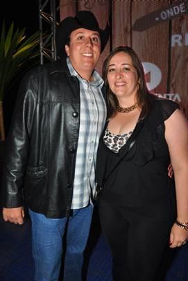 Angelo Cardoso e Elisangela Cardoso (Paula Rafiza/Esp. CB/D.A Press)