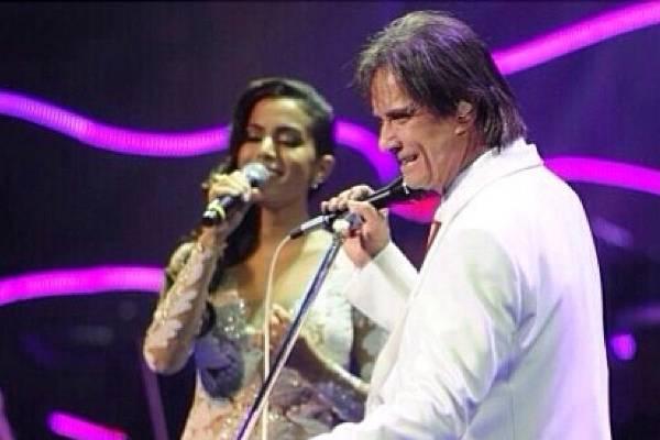 A funkeira cantou as canções 'Olha', 'Show das Poderosas' e 'Se você Pensa' (Reprodução/Instagram@euanitta)