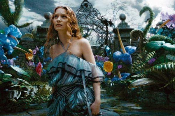 Cena do filme Alice no país das maravilhas (Disney Enterprises/Divulgação)