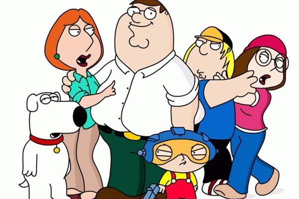 Brian participava da série animada desde 1999 (Fox Channel/Divulgação)