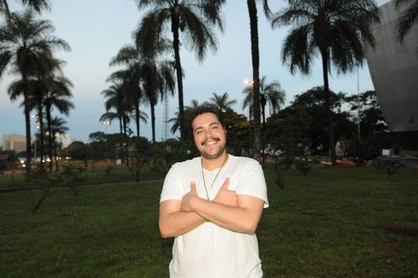 O neto de Sílvio Santos ficou famoso após o musical sobre Tim Maia (Carlos Moura/CB/D.A Press)