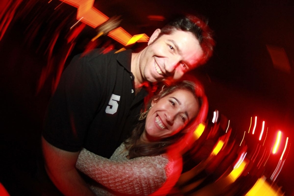 Carlos Eduardo e Elaine de Oliveira (Lula Lopes/Esp. CB/D.A Press)