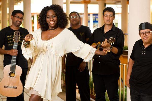 Dhi Ribeiro é uma das convidadas do próximo Samba Autêntico (Telmo Ximenes/Divulgação)