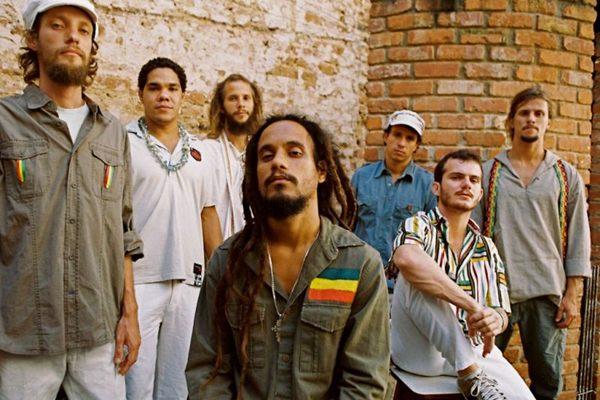 Em turnê do DVD Juntos somos fortes, o Ponto de Equilíbrio fecha o evento  (Fernando Mello/Divulgação)