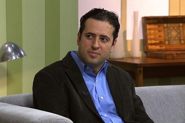 O psicólogo Armando Ribeiro é o convidado para mais uma edição do programa Papo de Mãe, da TV Brasil (TV Brasil/Divulgação)