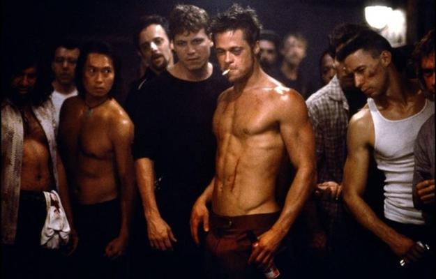O filme Clube da Luta conta a história de Jack, que adere a arte e cria grupos de luta (Fox Film/Divulgacão)
