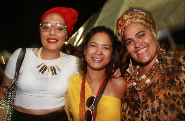 Jaqueline Fernandes, Nailee Galeao e Vera Veronica (Lula Lopes/Esp. CB/D.A Press)