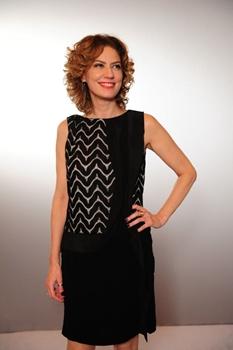 A atriz e apresentadora Patrícia Pillar integra o elenco da nova série (Estevam Avellar/TV Globo )