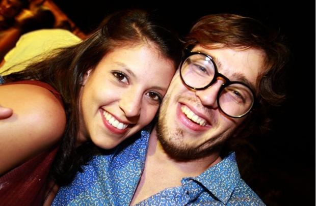 Debora Nogueira e Pedro Austin (Lula Lopes/Esp. CB/D.A Press)