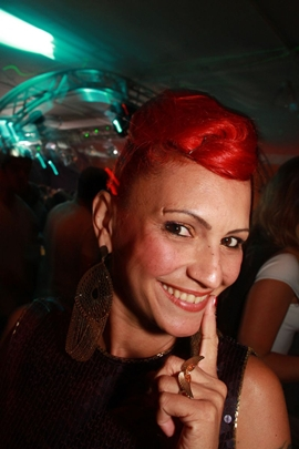 DJ Donna (Lula Lopes/Esp. CB/D.A Press)