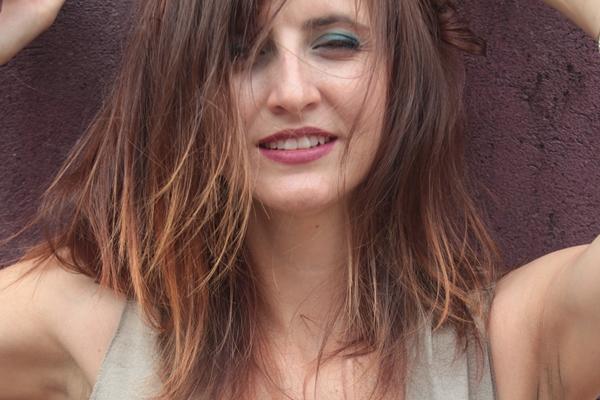 A cantora Carol Voigt se apresenta às 20h30 (Randal Andrade/Divulgação)