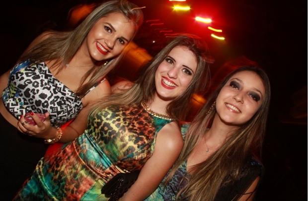 Ana Carolina Moura, Lorena Lambert e Marianna Fernanda (Lula Lopes/Esp. CB/D.A Press)