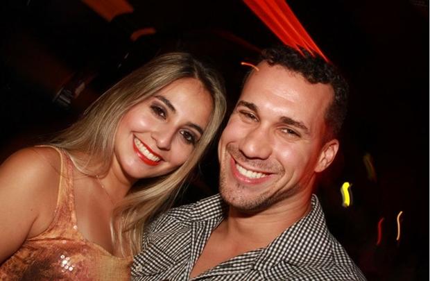 Carol Macedo e George Barbosa (Lula Lopes/Esp. CB/D.A Press)