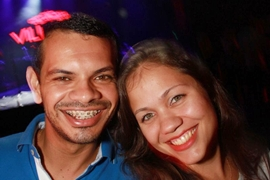 Paulo Sousa e Vanessa Sampaio (Lula Lopes/Esp. CB/D.A Press)