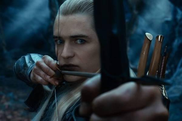A sequência contará com a participação do arqueiro Legolas, interpretado por Orlando Bloom ( Warner Bros./Divulgação)