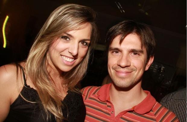 Danyella Moura e Rodrigo Constantino (Lula Lopes/Esp. CB/D.A Press)