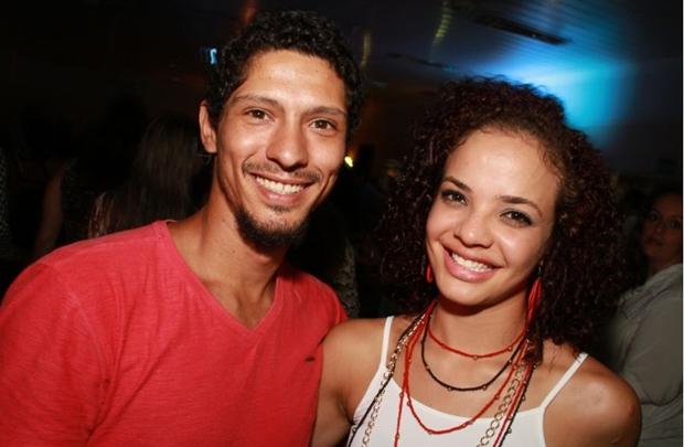 André Silveira e Ana Luiza Oliveira (Lula Lopes/Esp. CB/D.A Press)