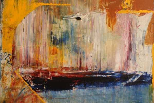 Obras da exposição têm forte influência indígena  (Andrea Greco/Reprodução)