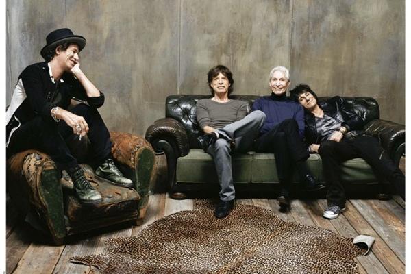 Documentário reconta histórias da juventude dos Rolling Stones  ( Cinemax/Divulgação)