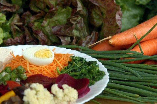 Salada de orgânicos: o consumo de produtos sem fertilizantes e pesticidas cresce em todo o mundo ( Zuleika de Souza/CB/D.A Press)