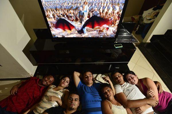 Temas em debate: amigos gostam de conversar sobre os episódios  (Daniel Ferreira/CB/D.A Press)