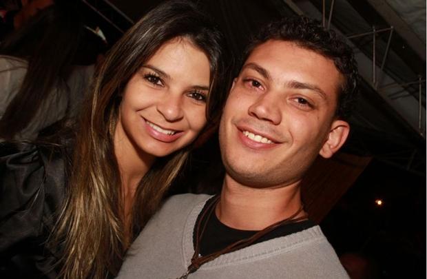 Talita Lacerda e Lucas Bittencourt (Lula Lopes/Esp. CB/D.A Press)