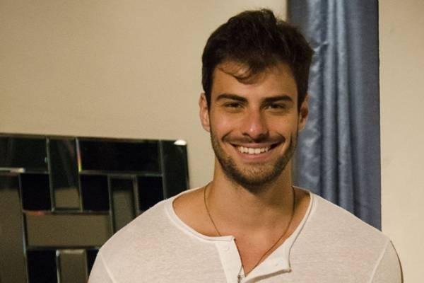 Lucas Malvacini, o Anjinho da novela Amor à vida, pode ter sido drogado em festa no Rio (Raphael Dias/TV Globo)