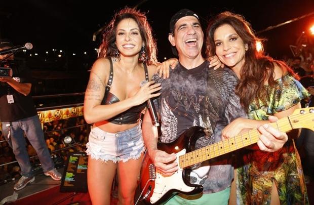 O show será em 13 de dezembro, a partir das 22h30 (Fred Pontes/ Agencia Groupe)