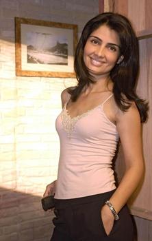 A atriz atuou em Poder Paralelo e Luz do Sol (Luiza Dantas/Carta Z Noticias)