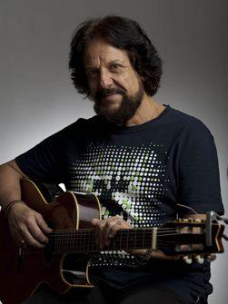Cantor e compositor Tunai ( José Luiz Pederneiras/Divulgação)